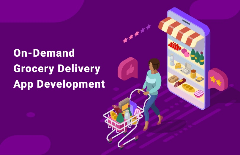 How to Develop an On-demand Grocery Delivery App like Grofers or Big Basket?