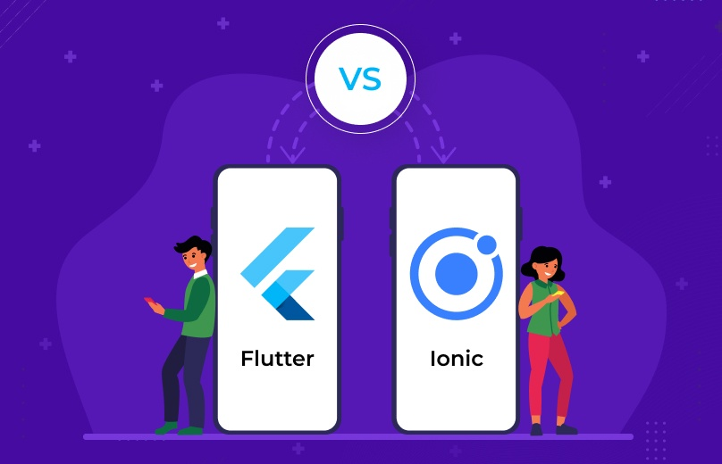 Flutter or Ionic- Which One Should You Pick For Your Next Project?